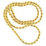 925 Zilveren Rope Chain 5.6 MM_