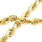 925 Zilveren Rope Chain 8 MM_