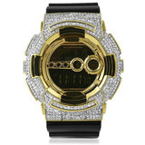 CUSTOM CASIO G-SHOCK WATCH 5.00CT SWAROVSKI_