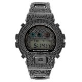 CUSTOM CASIO G-SHOCK WATCH 12.00CT SWAROVSKI_