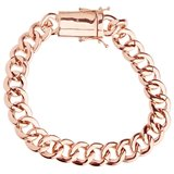 925 Zilveren Iced Out Miami Cuban Link Armband 12 MM - RG_
