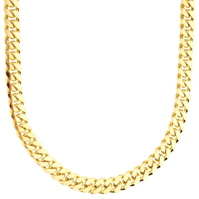 925 Zilveren Miami Cuban Chain 6 MM