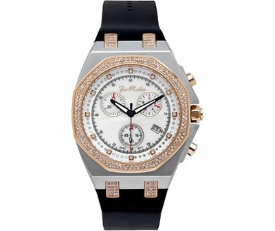 Joe Rodeo Diamond Watch - PANAMA 2.15 ct gold