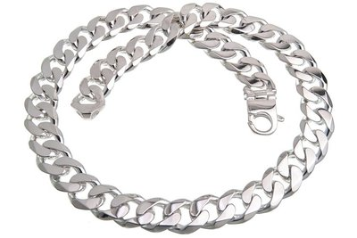 925 Silver Cuban Link Chain 16.0 MM