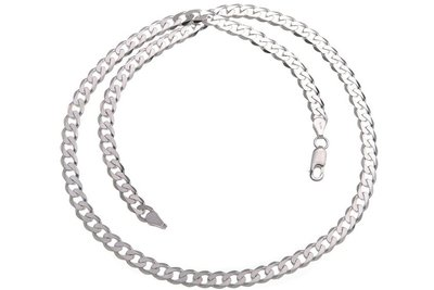 925 Silver Cuban Link Chain 5.0 MM