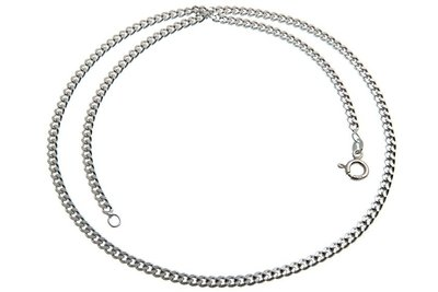 925 Silver Cuban Link Chain 3.5 MM