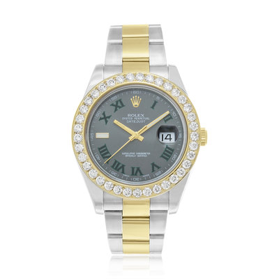 Rolex DateJust II Diamond Automatic Men's Watch