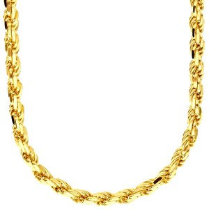925 Zilveren Rope Chain 5.6 MM