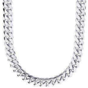 925 Zilveren Miami Cuban Chain 10 MM